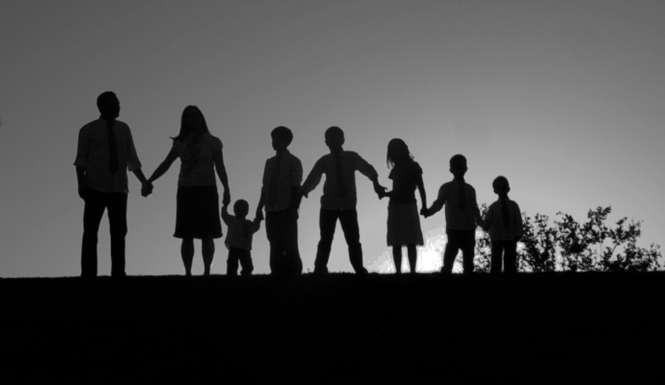 Image result for big family shadow picture